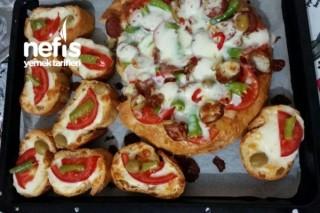 Ramazan Pidesi Pizzası Tarifi