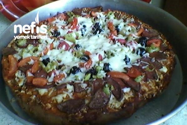 Bayat Pideden Pizza