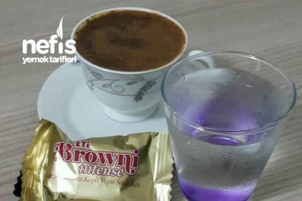 Çikolatalı Türk Kahvem