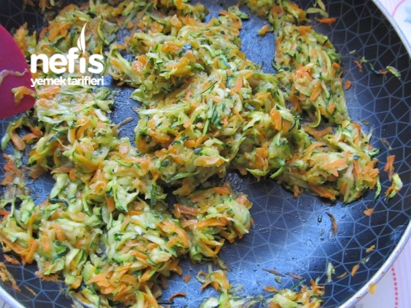 Havuclu Kabakli Yogurtlu Salata