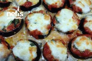 Fırında Patlıcan Pizza Tarifi