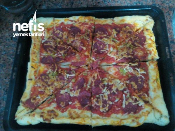 Seda 'nın Pizzası :)