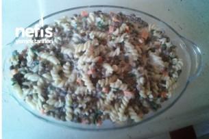 5 Dakikada Mercimek Salatası Tarifi