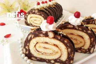 Dankekli Mozaik Pasta Tarifi