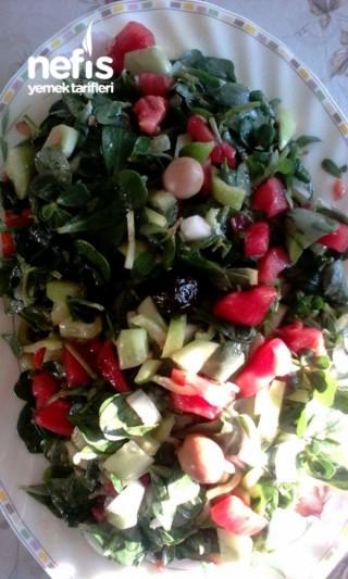Semizotlu Coban Salata