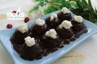 Çikolata Soslu Kemal Paşa Tatlısı Tarifi
