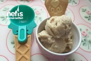 Ev Yapımı Muzlu Dondurma Tarifi