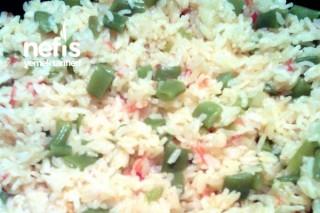 Fasülyeli Pirinç Pilavı Tarifi