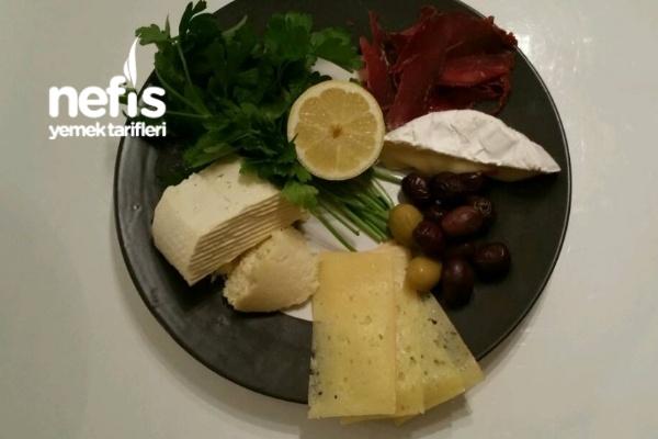 İftarlık Karışık Peynir Tabağı