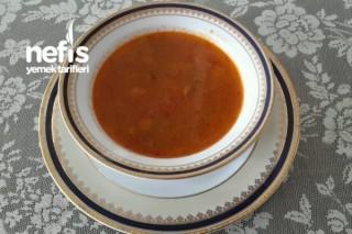 Bulgur Köfteli Mantar Çorbası Tarifi