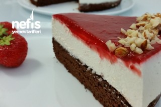Brownie Cheesecake Tarifi