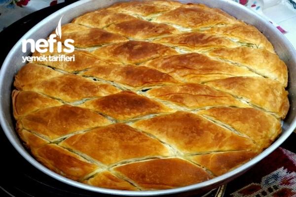 Elazığın El Açma Böreği (Resimli) Tarifi