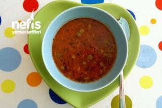 Bezelyeli Pirinç Çorbası Tarifi