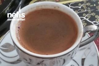 Vanilyalı Osmanlı Kahvesi Tarifi