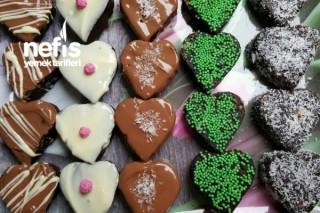 Harika Çikolatalı Tatlılar (1 Tariften 2 Tatlı) Tarifi