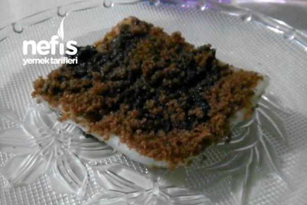 Çok Pratik Yalancı Köstebek Pasta Tarifi