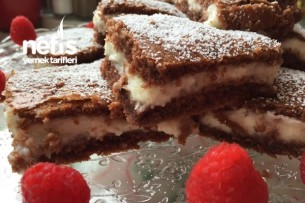 Hindistancevizli İrmikli Çikolatalı Kek Tarifi
