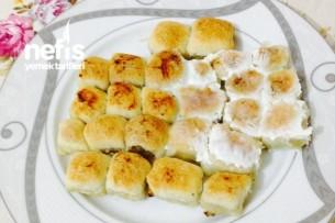 Patatesli Boşnak Böreği ve Mantısı Tarifi