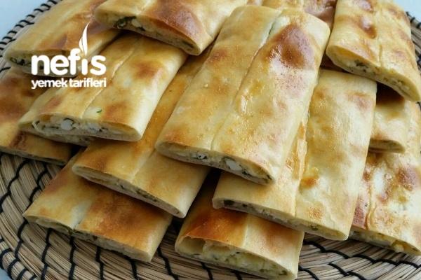 Yumuşak Peynirli Pide Tarifi