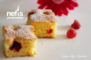 Frambuazlı Kek Tarifi