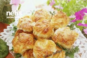Gül Böreği(baklavalık Yufkadan) 1