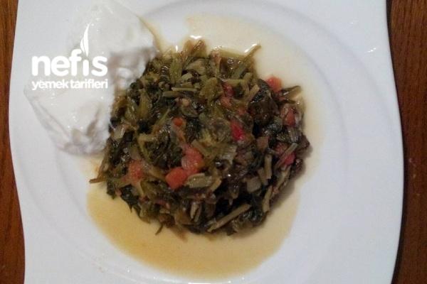 Ispanak Yemeği (Dondurucudan) Tarifi