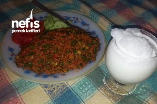 Adana Kozan Usulü Kısır Tarifi