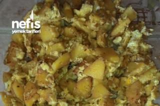 Tavuk Baharatlı Yumurtalı Patates Tarifi