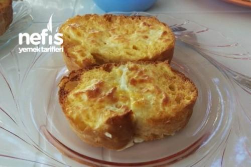 Fırında Kahvaltılık Yumurtalı Ekmek 25