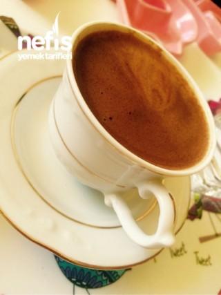 Damla Çikolatalı Türk Kahvesi