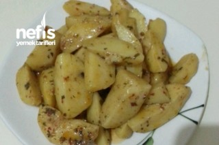 Aperatif Patates Tarifi