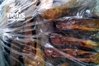 Dondurucuya Karnıyarıklık Patlıcan Hazırlayıp Atmaca Tarifi