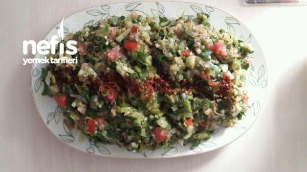 Közde Patlican Salatasi
