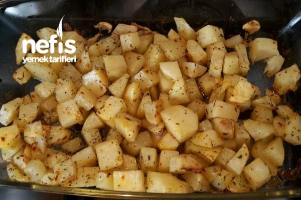 Fırında Patates Kızartması Tarifi - Çiğdem Soylu - Nefis ...