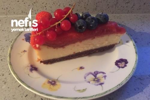 Orman Meyveli Cheesecake Tarifi - Esra - Nefis Yemek Tarifleri