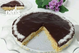 Cheesecake Görünümlü Profiterol Tarifi