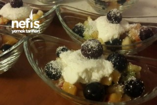 Meyve Salatası ( Yaz Versiyonu ) Tarifi