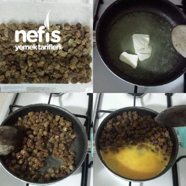 Nefis Yumurtalı Kuru Dut :)