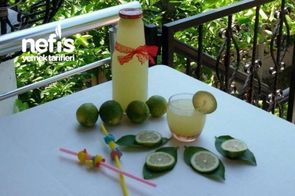 Buz Gibi Organik Limonata Tarifi