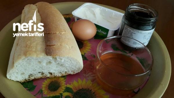 Kolay Sandviç Yapımı