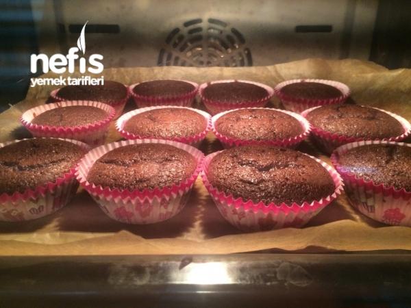Kakaolu Islak Muffin