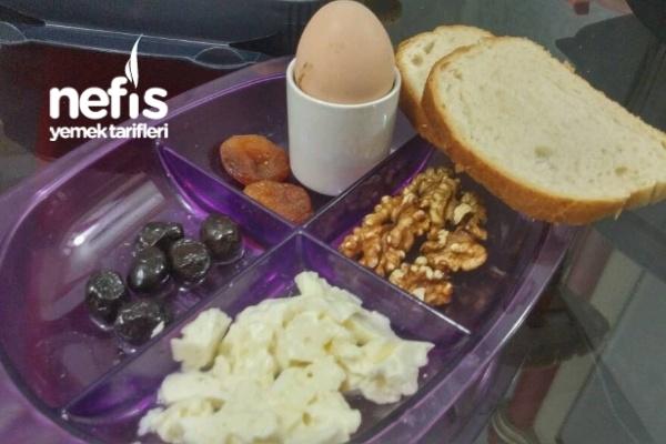 2 Haftada 4 Kilo Vermek Mümkün Diyet Kahvaltı Tarifi