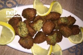 Arap Lezzeti Falafel Tarifi