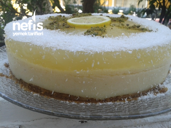 Labnesiz Kolay Cheesecake