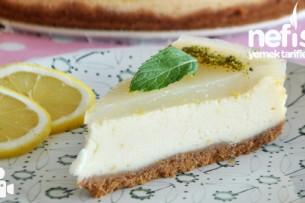 Limonlu Cheesecake Tarifi Videosu