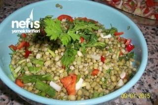 Manş Fasulyesi Salatası Tarifi