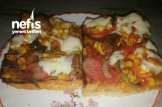 Mükemmel Pizzam Tarifi