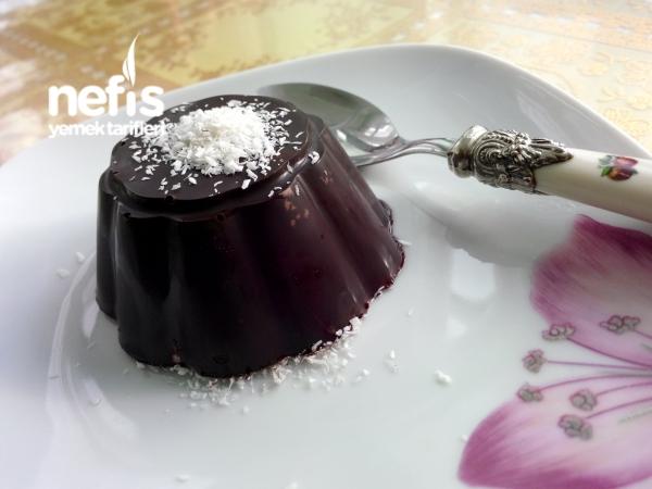 Muffin Kalıbında Sürpriz Çikolata