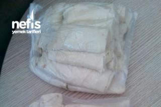 Çıtır Börek (Dondurucuya atılabilir ya da hemen de yapılabilir) Tarifi
