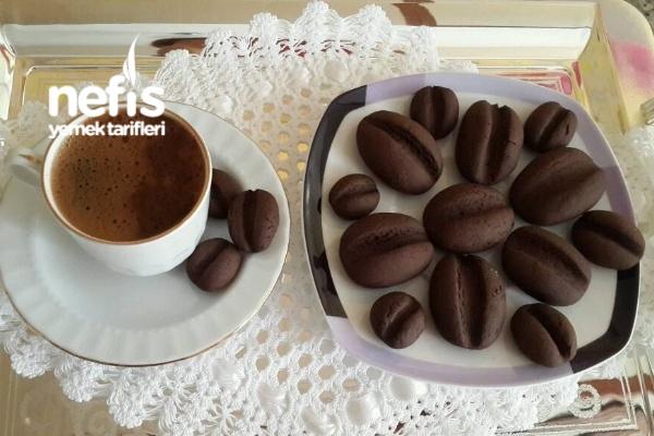 Kahve Çekirdeği Kurabiye